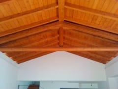 Struttura in legno per coperturaTetto in legno - PROGETTOELLECI BY LO CASTRO