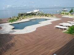 TIMBY PARQUETS, TIMBY DECK PIENO DELUXE Decking in WPC