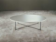 Tavolino laccato rotondoTIME | Tavolino rotondo - DIRTY LAB