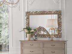Specchio rettangolare con cornice da pareteTIMELESS 2588 - SCAPPINI & C. CLASSIC FURNITURE
