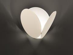 Applique a LED in metallo verniciatoTIMEO A - MASIERO