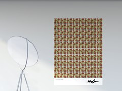 Artwork adesivo riposizionabile in pvcTINYTIGER | Poster - PPPATTERN