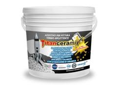Ceramix, TITANCERAMIX Additivo per pittura in nanosfere di ceramica