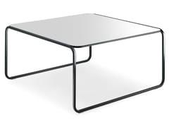 Tavolino impilabile quadrato in HPL TOÉ   Tavolino quadrato - TOÉ
