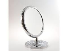 Specchio ingranditore bifacciale da tavolo con base TOELETTA - Toeletta