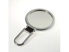 Specchio ingranditore bifacciale con manico pieghevole TOELETTA - Toeletta