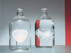 Lampada da comodino a bassa tensione in vetro borosilicatoTONIC - ALBUM ITALIA