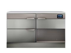 Tavolo di preparazione refrigerati in acciaio inoxTOP CHEF DRAWERS - HIZONE BY ISA