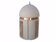 Manufatti Viscio, TORPEDO | Dissuasore in pietra di Apricena  Dissuasore in pietra di Apricena