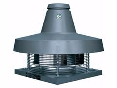 Aspiratore centrifugo da tetto a scarico radialeTORRETTA TRT 15 E 4P - VORTICE ELETTROSOCIALI