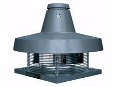 Aspiratore centrifugo da tetto a scarico radialeTORRETTA TRT 150 E 8P - VORTICE ELETTROSOCIALI