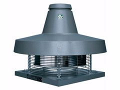 Aspiratore centrifugo da tetto a scarico radialeTORRETTA TRT 20 E 4P - VORTICE ELETTROSOCIALI