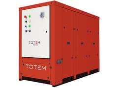 Micro-cogeneratoreTOTEM 10 - ASJA AMBIENTE ITALIA