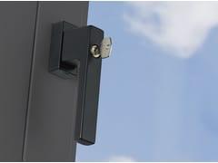 HOPPE, TOULON | Maniglia per finestre con serratura  Maniglia per finestre con serratura