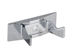 Porta asciugamani a gancio in ottone cromatoLEM2.0 | Porta asciugamani a gancio - KOH-I-NOOR CARLO SCAVINI & C.