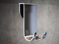 Porta asciugamani in metallo per vetriPorta asciugamani - NOVELLINI