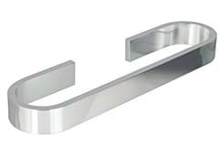 Porta asciugamani a barra in alluminio anodizzato MATERIA | Porta asciugamani a barra - Materia