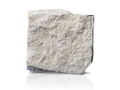 Pavimento/rivestimento per esterni in pietra di Trani NATURALE DI TRANI - TRA 02 SQU - Pietra di Trani