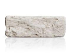 Rivestimento di facciata in pietra naturale LISTELLO TRANCIATO - TRA 09 LIS - Pietra di Trani
