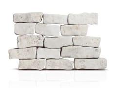 Rivestimento di facciata in pietra naturale LISTELLO TRANCIATO - TRA 10 LIS - Pietra di Trani