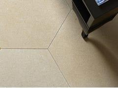 Pavimento/rivestimento in pietra naturaleTRACCE ESAGONO GREIGE - TWS - TIPICAL WORLD STONE