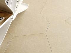 Pavimento/rivestimento in pietra naturaleTRACCE POLIGONO6 GREIGE - TWS - TIPICAL WORLD STONE