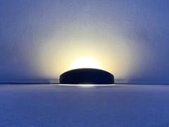 Faretto per esterno a LED in acciaio con vernice epossidicaTRAIT DE LUNE | Faretto per esterno a LED - ARALIA - LYX-LUMINAIRES