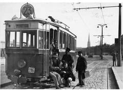 Stampa fotograficaTRAMWAY PLACE DES QUINCONCES BORDEAUX - ARTPHOTOLIMITED