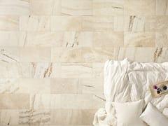 Pavimento/rivestimento in gres porcellanato effetto travertinoTRAVERT CHIARO - ASTOR CERAMICHE