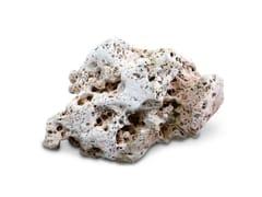Scultura in pietra calcareaTRAVERTINO ANTICATO - GRANULATI ZANDOBBIO