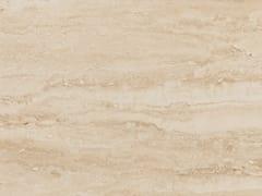 Porcelanosa, TRAVERTINO MEDICI Pavimento/rivestimento in gres porcellanato effetto marmo