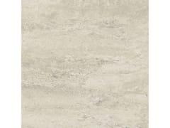 Pavimento/rivestimento in gres porcellanatoTRAVERTINO ROMANO AL VERSO SILVER - CERAMICHE COEM
