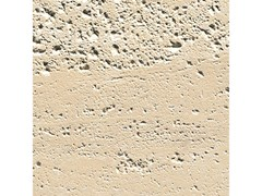 Pavimento/rivestimento in gres porcellanato TRAVERTINO ROMANO SCANALATO BEIGE - CERAMICHE COEM