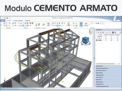 LOGICAL SOFT, TRAVILOG - MODULO CEMENTO ARMATO Modellazione e calcolo di strutture in cemento armato