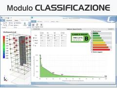 Valutazione classe di rischio sismico delle costruzioniTRAVILOG - MODULO CLASSIFICAZIONE - LOGICAL SOFT