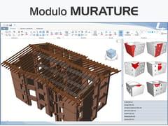LOGICAL SOFT, TRAVILOG - MODULO MURATURE Modellazione e calcolo di strutture in muratura portante