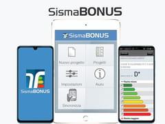 LOGICAL SOFT, TRAVILOG - SISMABONUS App per valutazione classe di rischio sismico degli edifici