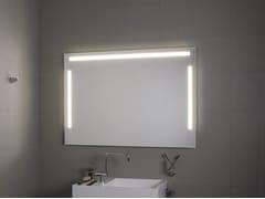 KOH-I-NOOR, TRE LUCI LED Specchio con illuminazione integrata per bagno