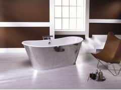 Vasca da bagno in alluminioTRENDY ALUMINIUM - BLEU PROVENCE