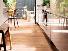 Pavimento rettificato effetto legnoTREVERKHEART | Beige - MARAZZI GROUP