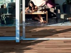 Pavimento rettificato effetto legnoTREVERKHEART | Brown - MARAZZI GROUP