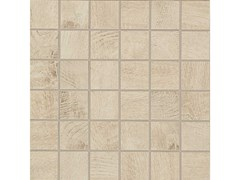 Mosaico in gres porcellanatoTREVERKHOME | Mosaico Betulla - MARAZZI GROUP