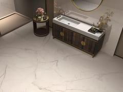 Pavimento/rivestimento in gres porcellanato a tutta massa effetto marmoTREX3 W - COOPERATIVA CERAMICA D'IMOLA S.C.