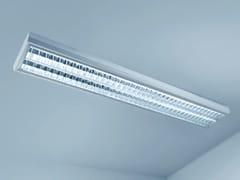 Lampada da soffitto a LED in acciaio TRIADE-R | Lampada da soffitto -