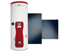 Impianto solare termico a circolazione forzataTRIENERGIA ACS - PDC - PI20 200-500 lt - COENERGIA
