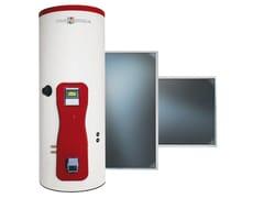 Impianto solare termico a circolazione forzataTRIENERGIA ACS - PI25 200-500 lt - COENERGIA