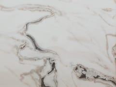 Rivestimento / pavimento in marmoTRINITY WHITE - MARGRAF