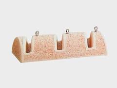 Portabici in cementoPORTABICI TRIPLO - CANTIERE TRI PLOK