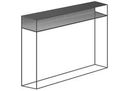 Consolle rettangolare in metallo verniciatoTRISTANO | Consolle - ZEUS