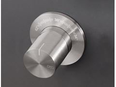 Miscelatore termostatico a parete con Acqua Stop SystemTRM 12 - CEADESIGN